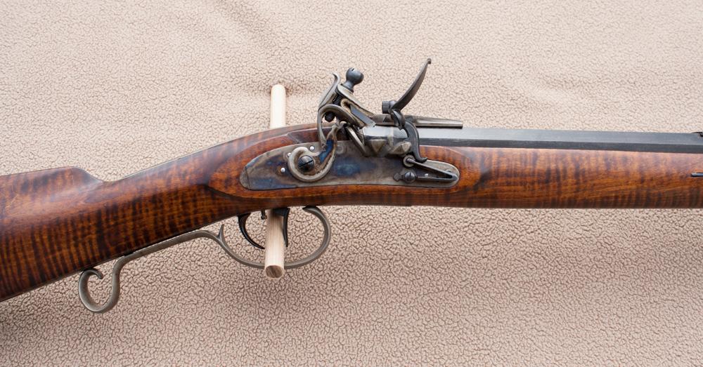 WB Selb Custom Hawken Rifles